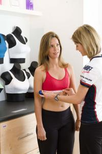 Fleet Feet Sports offers a selection of high impact bras from Champion and Moving Comfort.