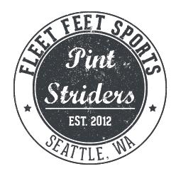 Fleet Feet Seattle Pint Striders