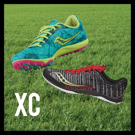Saucony XC Spikes