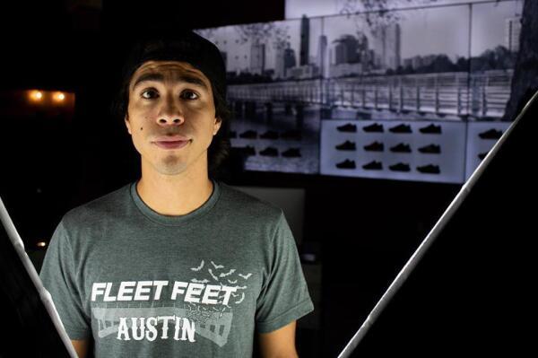 Ari from Fleet Feet Austin