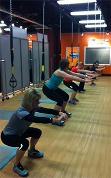Strength Training at FLEET FEET Training Center