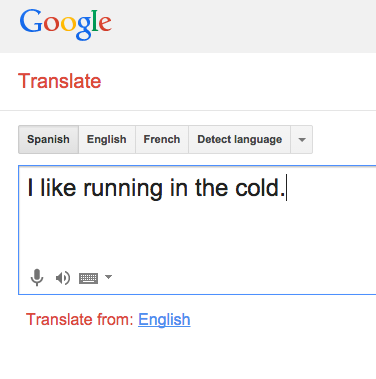 Google Translate for Runners: Second Edition