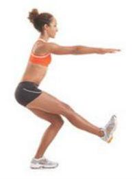 Single-Leg Squat