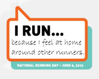 National Running Day - Why do you run?