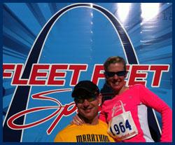 Racing Team: Terry and Juli Mork
