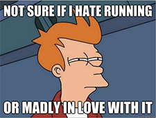 Runner Confessions