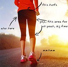 Running's Dirty Little Secret