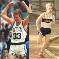 80s Basketball/Track & Field