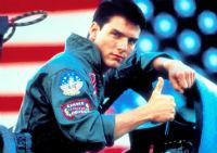 Tom Cruise is...Maverick!