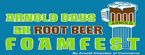 Arnold Days 5K Foam Fest