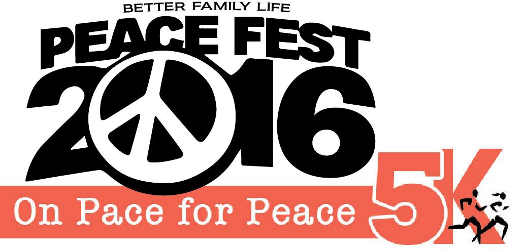 Peace Fest 5K