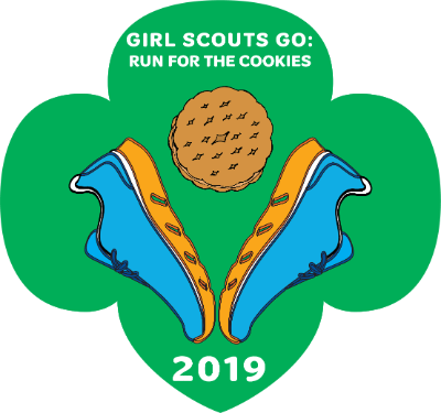 Girl Scouts Go Run for the Cookies