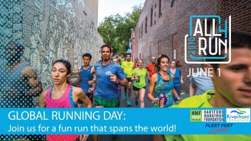 Global Running Day Celebration