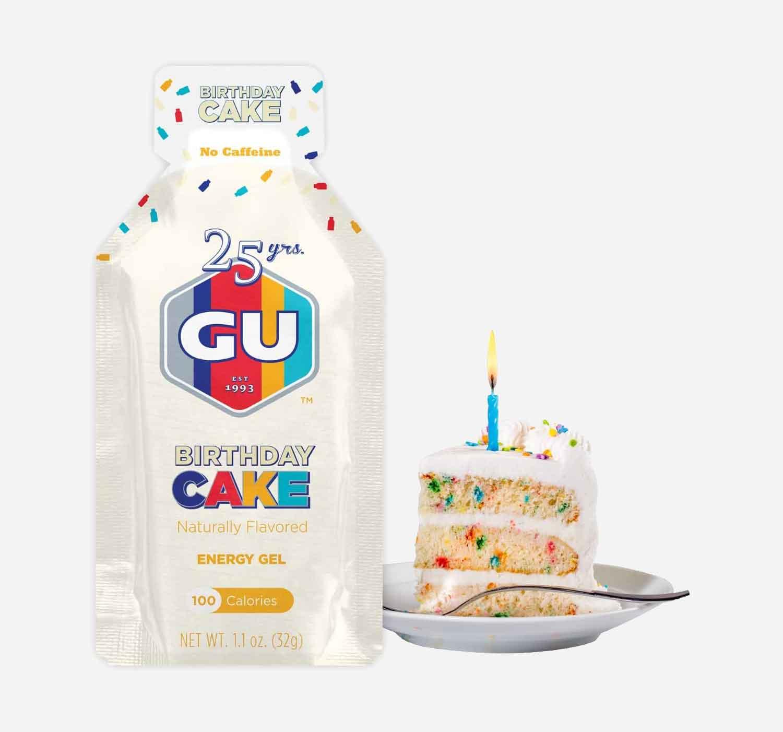 Gu Birthday Cake