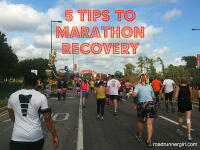 5 tips to marathon recovery