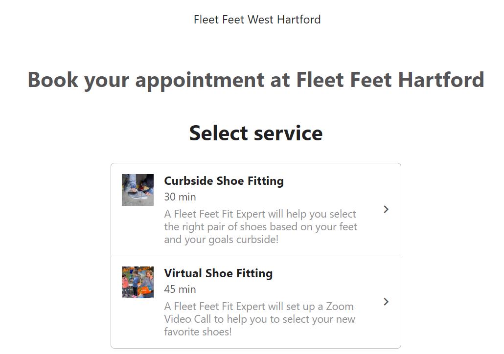 Virtual Fit Services
