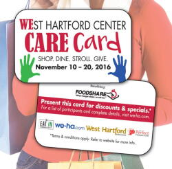 We Care Card