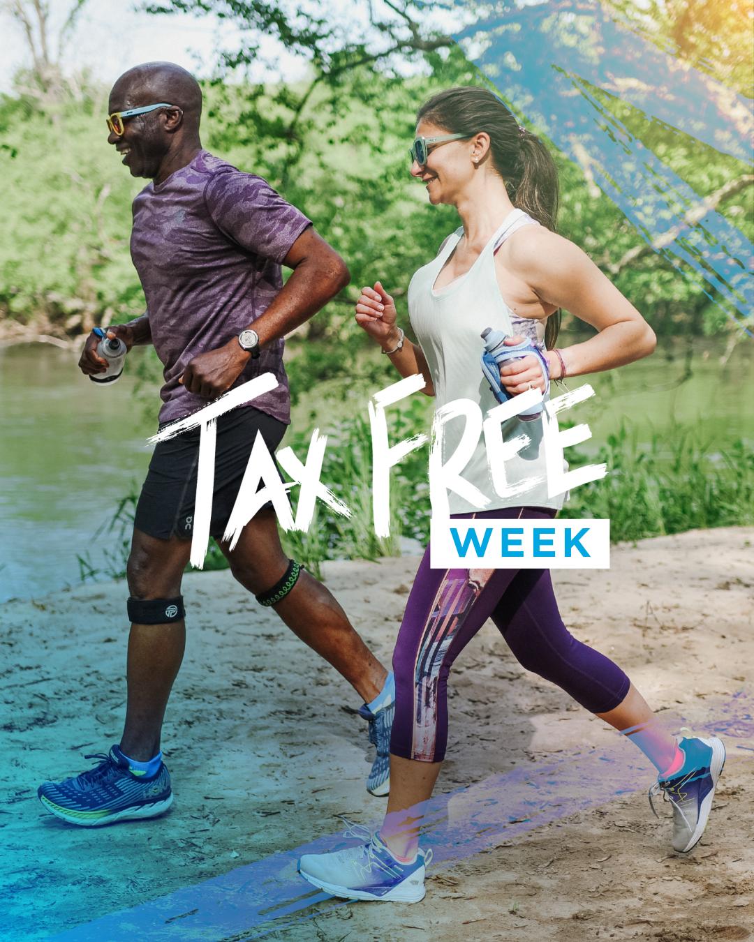Tax free Week
