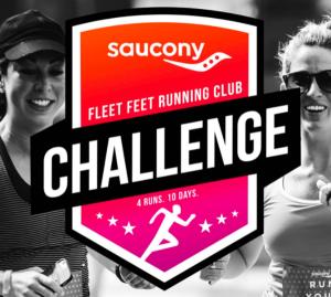 Saucony Run Club Challenge