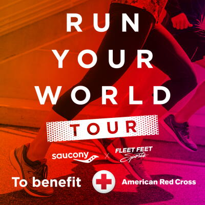 Run Your World Tour