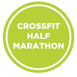 CrossFit Half Marathon