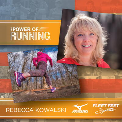 The Power of Running to Inspire