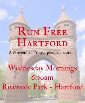 Run Free Hartford