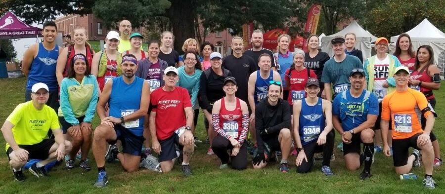 Hartford Half Marathon 2017