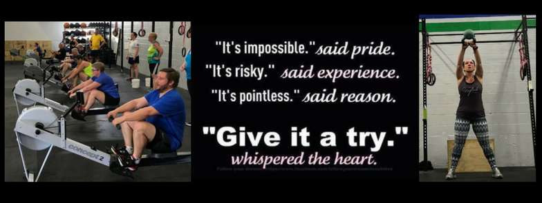 CrossFit - Give It a Try