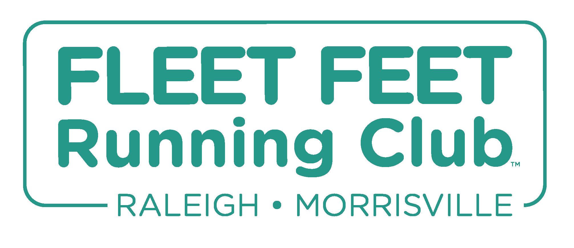 ff raleigh-morrisville running club logo