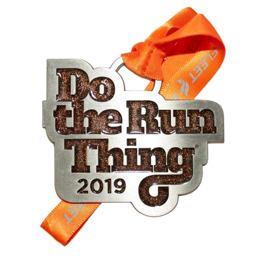 Do the Run Thing ornament