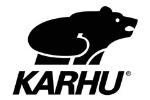 Karhu logo 150x100