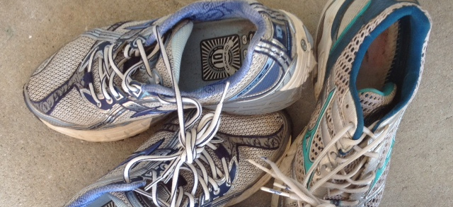 Replace Your Running Or Walking Shoes
