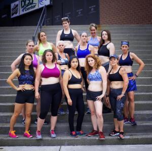 sports bra squad