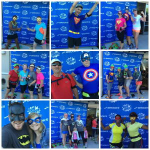 Brooks superheroes
