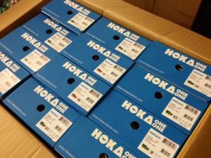 Hoka boxes