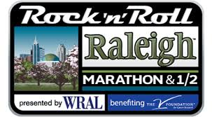 Rock 'n' Roll Raleigh Marathon & 1/2