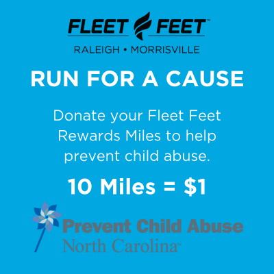 donate miles to prevent child abuse!