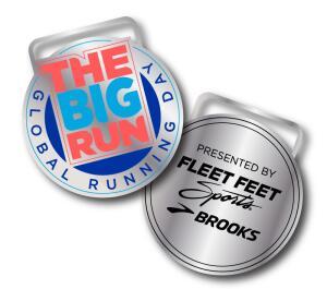 big run medals