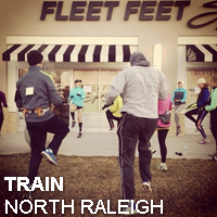 training programs at fleet feet north raleigh