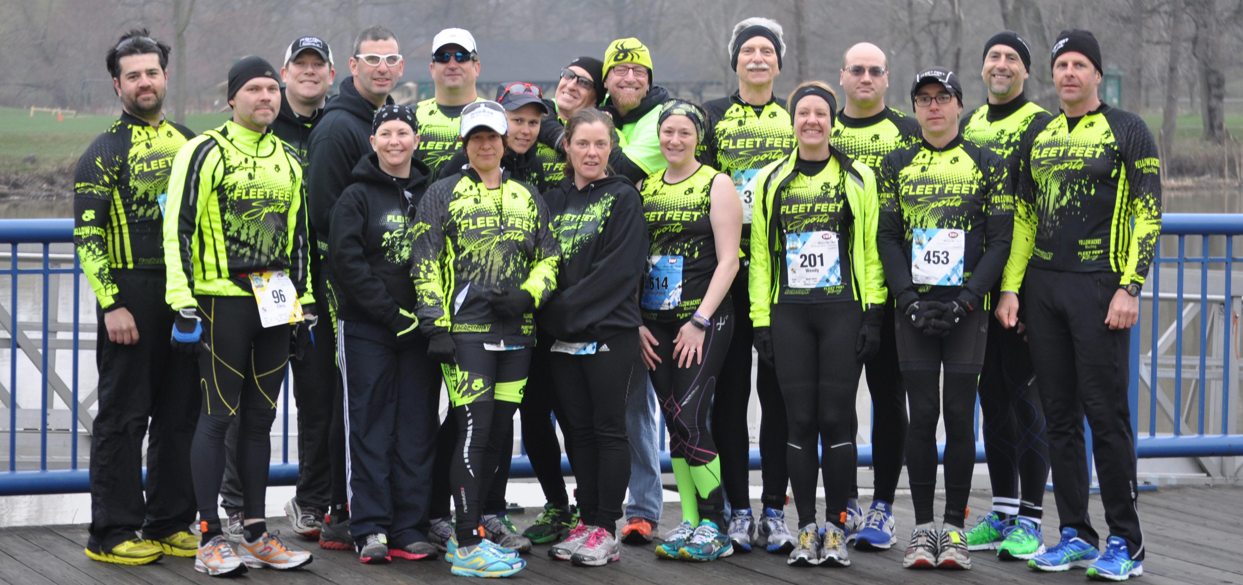 Brooks Fleet Feet Sports Race Team