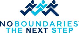 no boundaries the next step logo