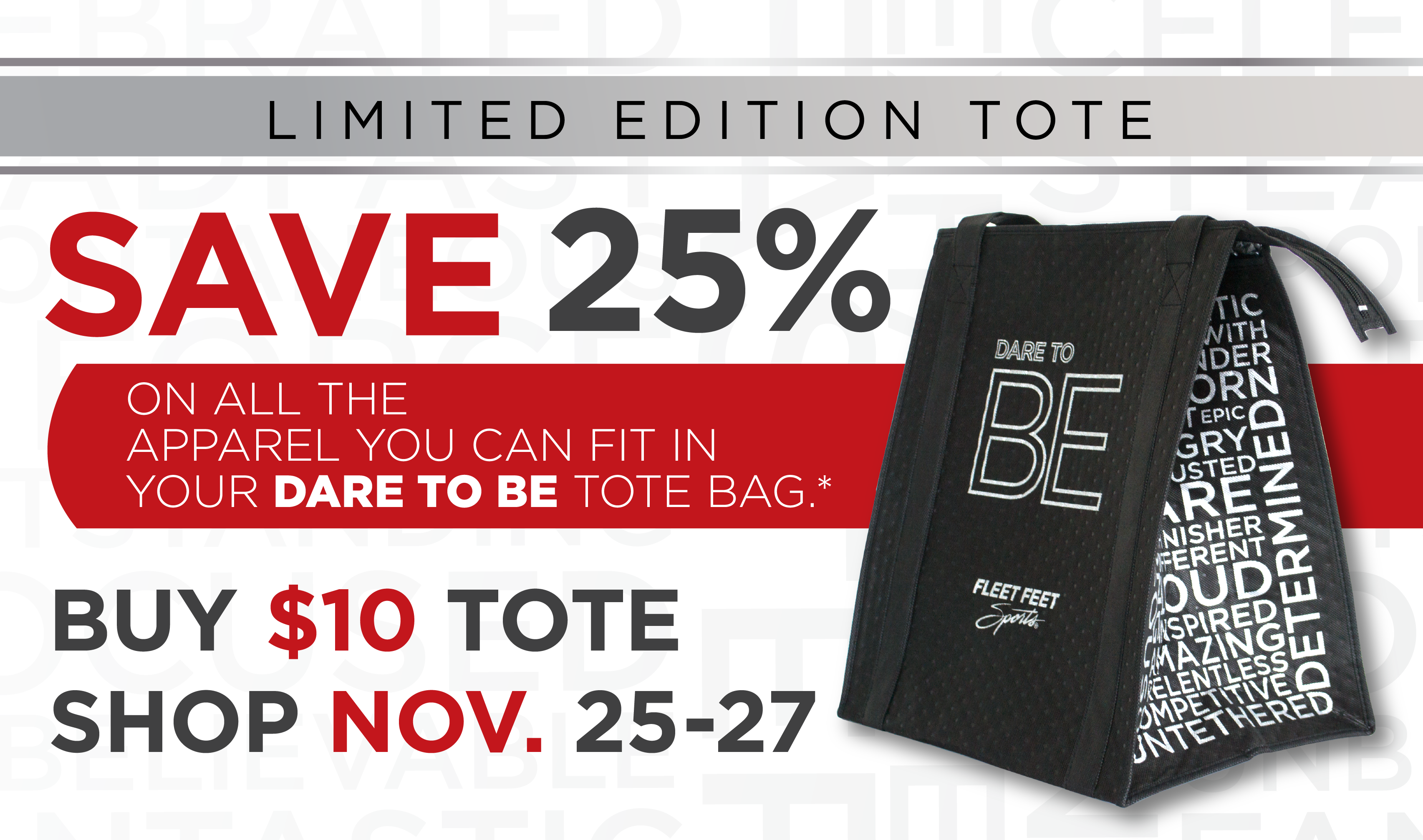 Dare to Be Tote Bag