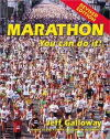 Cover of Jeff Galloway's Marathon book
