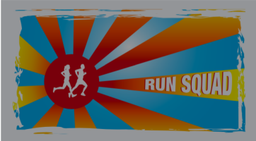 Run Squad logo