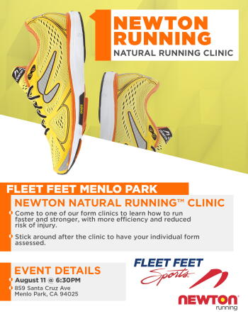 Newton Form Clinic flyer