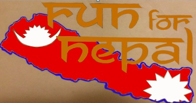 Run for Nepal logo