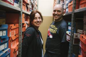 Jim and Lisa Runners World image