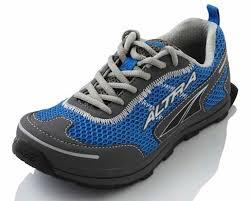 Altra trail shoe