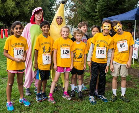 Addison Run Club fall 2014
